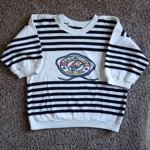 Vintage Sail Club sweater